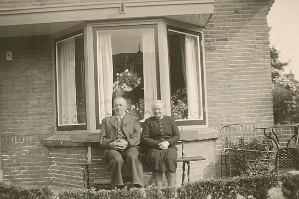Dirk Jacobus Cornelis Verhaar en Aaltje Oosterbroek