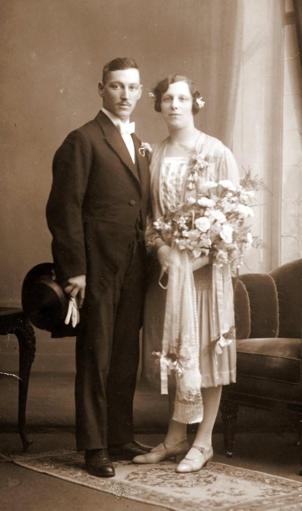Anthonie Jan Oosterbroek en Clasina Elisabeth Rodrigo