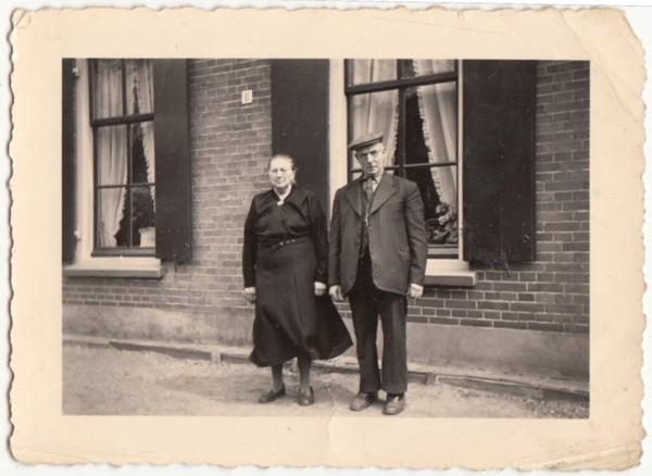 Jannetje Stormbroek en Gerrit Blankenstein