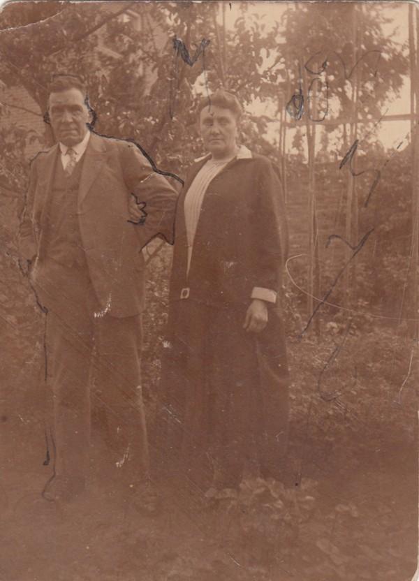 Hendrik Giele en Christina van Dijk
