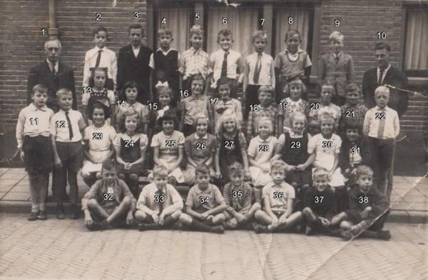 R.K. Bonifaciusschool klas 4