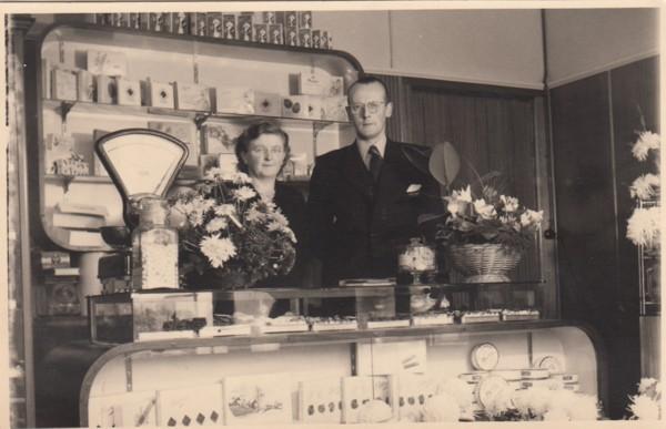 Aaltje Kooiker en Albert Roetman
