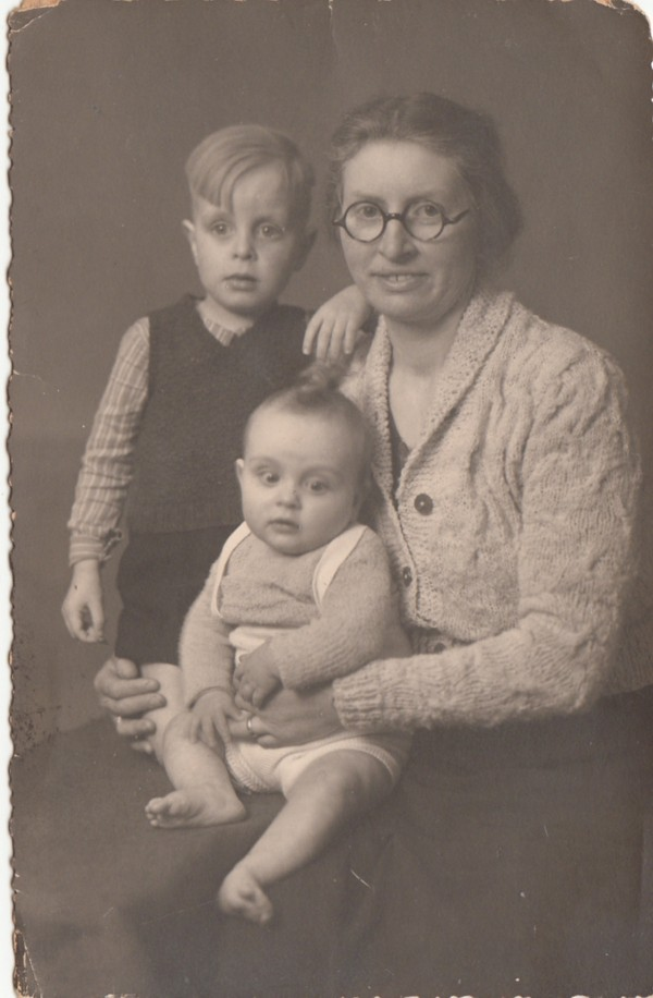 Mattheus van Diermen, Lourina Hoogstrate en Jan van Diermen