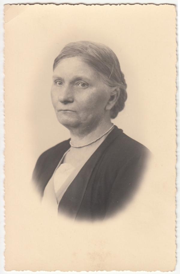Gijsberta Alida van Diermen