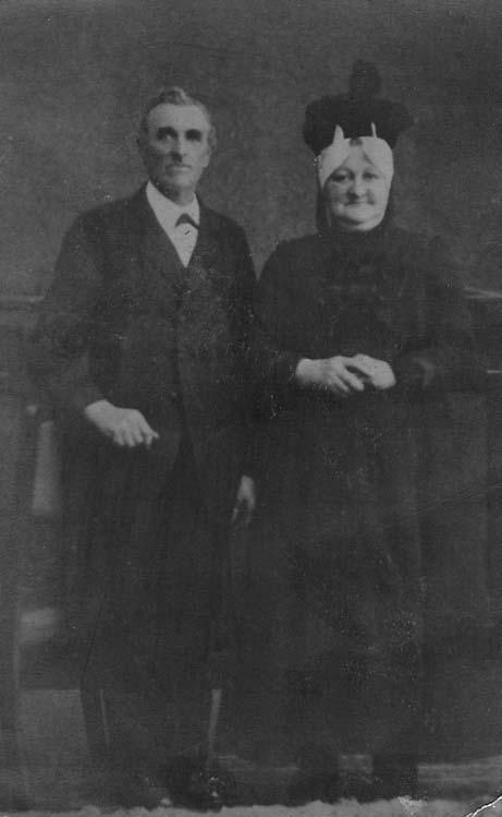 Joannes Laseur en Willempje Roos
