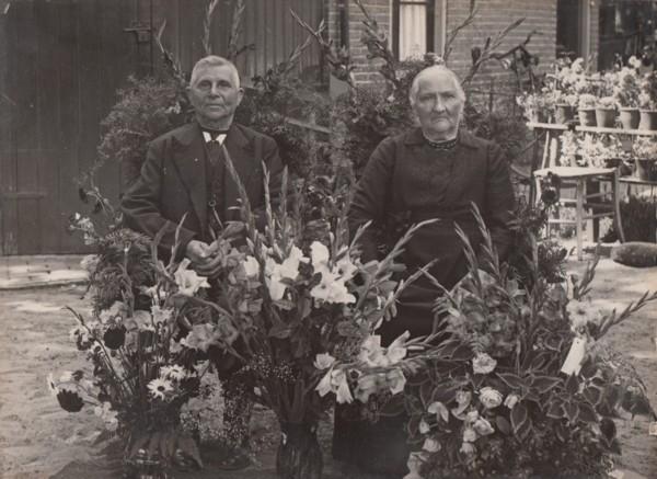 Kornelis van Essen en Leisje Kleijer