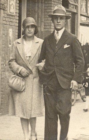 Berendina Johanna Lenderink en Gerrit Jan Nijenhuis