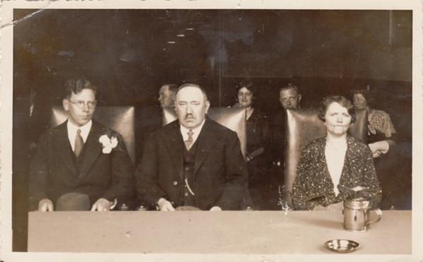 Jacob Buitenhuis, Willem Buitenhuis en Lisetta Josepha Ravenhorst
