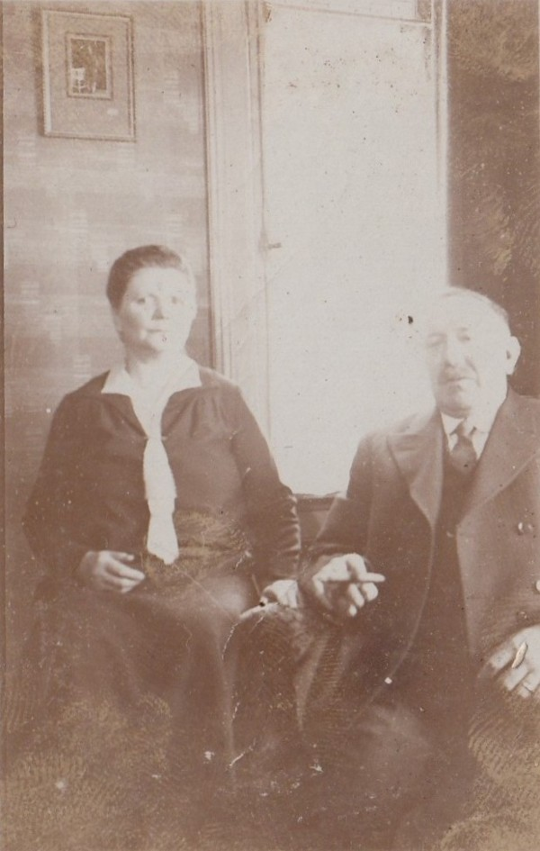 Lisetta Josepha Ravenhorst en Willem Buitenhuis