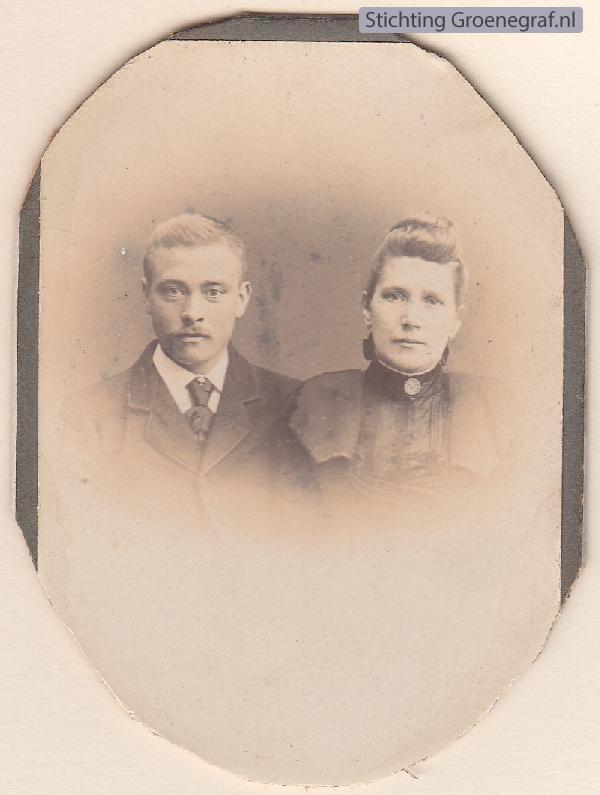 Petrus Limper en Antonette Bon