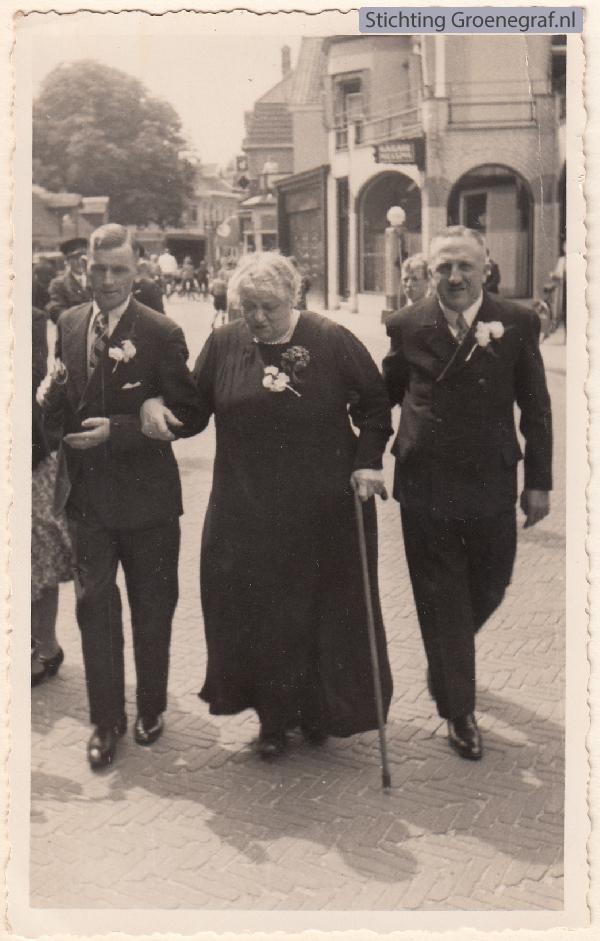 Petrus Wilhelmus Dijkman, Pieternella Hendrieka Udo en Dirk de Gier
