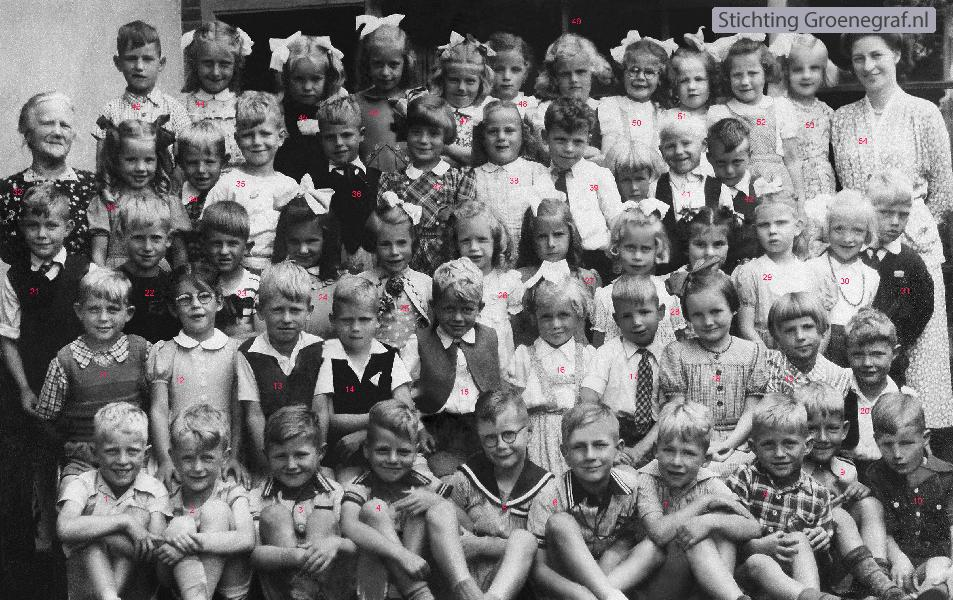 Amalia kleuterschool Schoolstraat Baarn