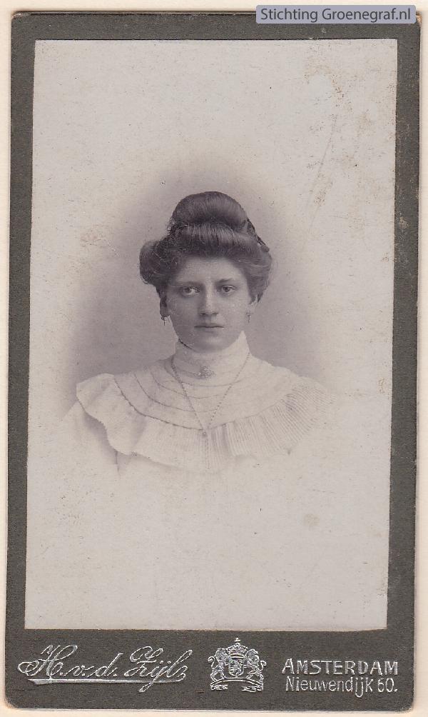 Ida Anna Suzanna Peterse
