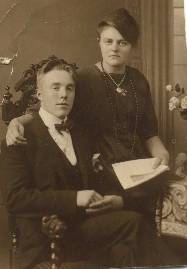 Willem de Boer en Johanna van den Broek
