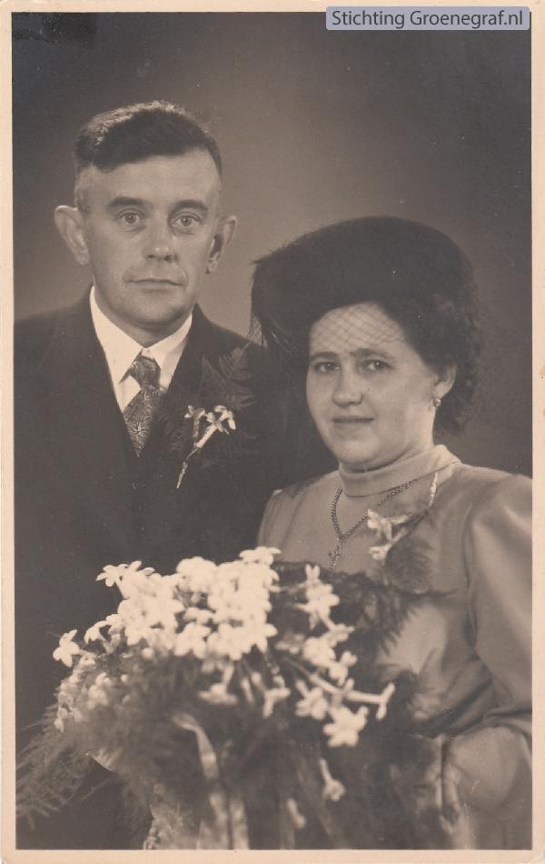 Hendriikus Cornelis Schimmel en Johanna van Valkengoed