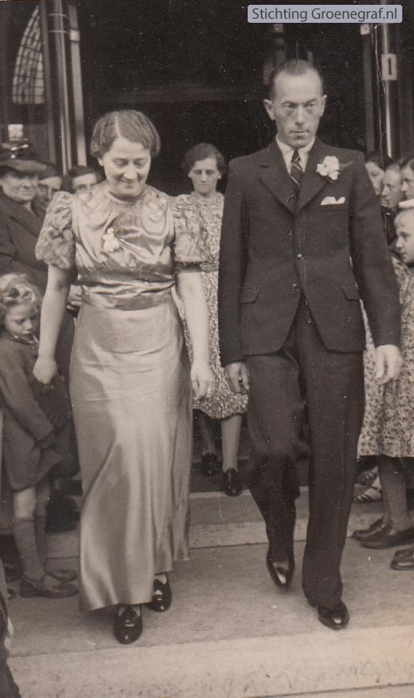 Jacoba Johanna Limper en Hubertus van Woudenberg