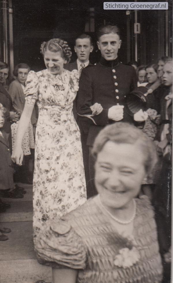 Petronella Hendrika de Gier en Dick Eilers