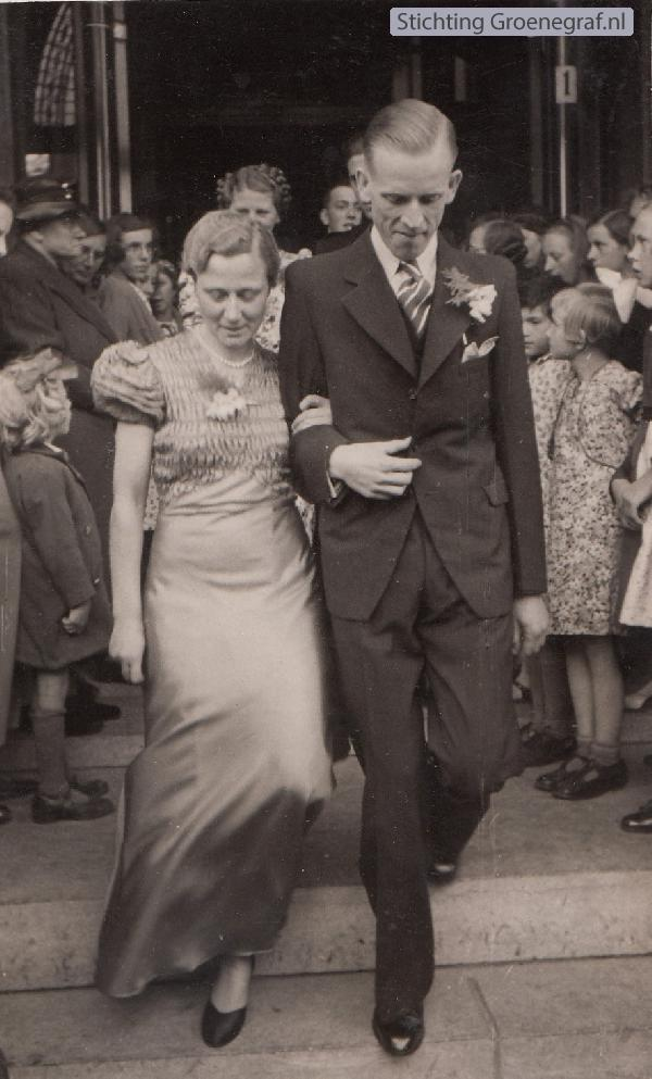 Marianne Antonette Limper en Johannes Jacobus van Nieuwkasteel