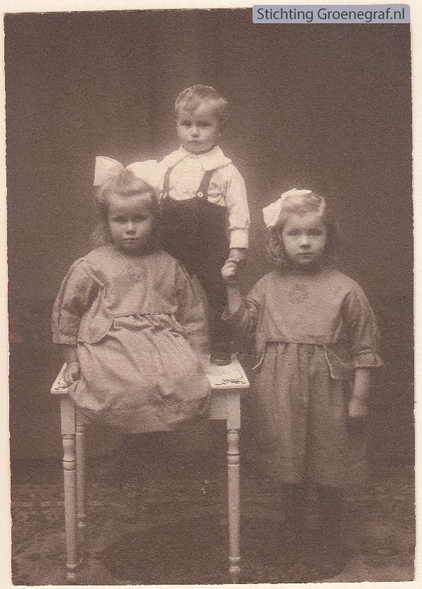 Francisca Johanna Everdina Limper, Peter Limper en Everdina Limper