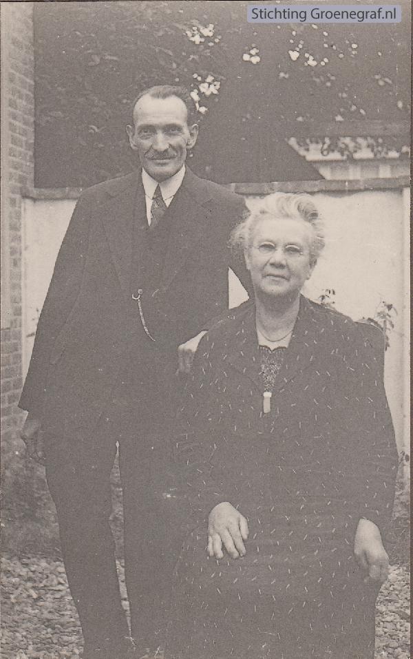 Peter Propitius en Petronella Baas