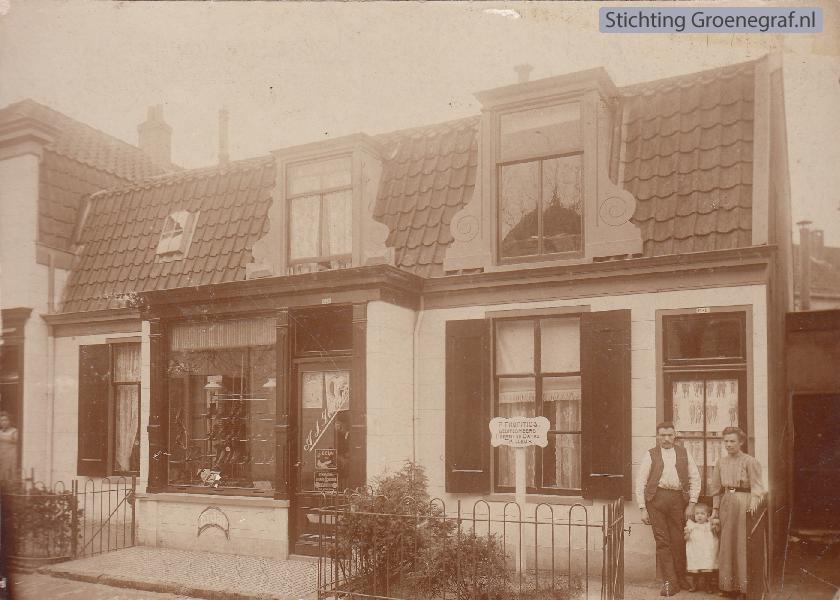 Ronde Hoek Baarn.Stichting Groenegraf Nl Beeldbank Oud Baarn