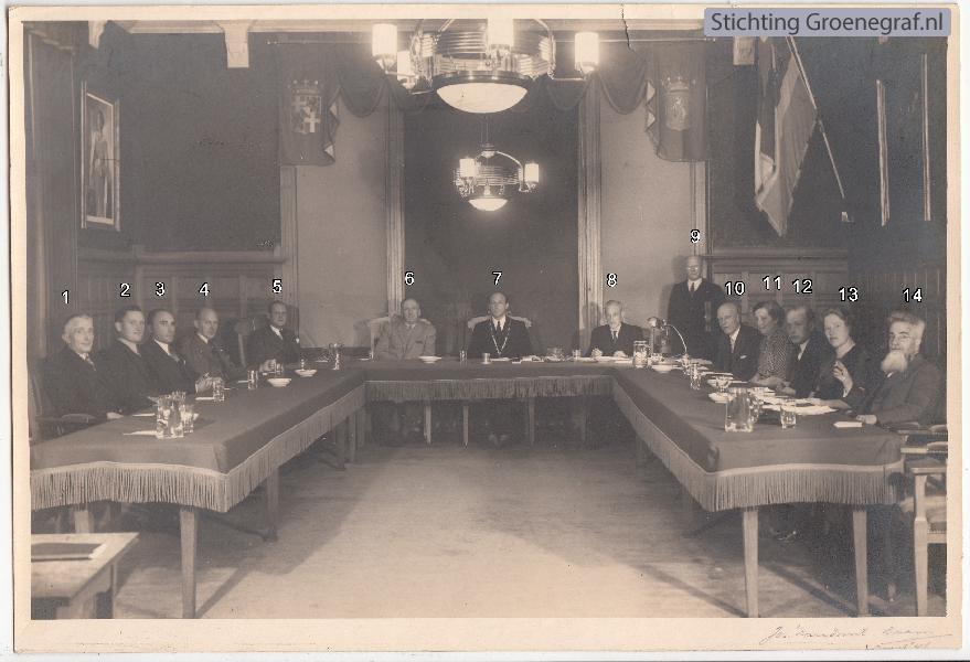 Gemeenteraad 1946