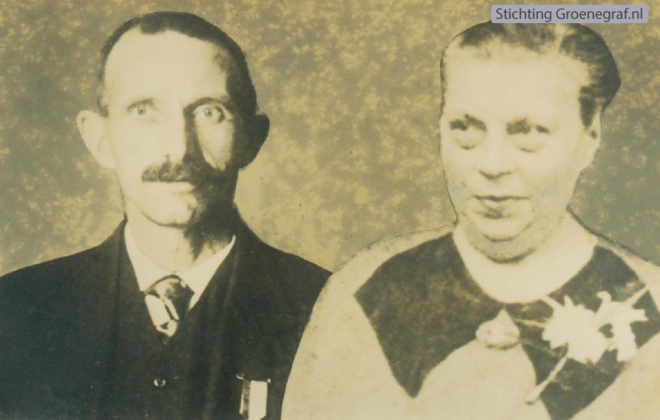 Gerrit Bakker en Neeltje Pieternella Schuurman