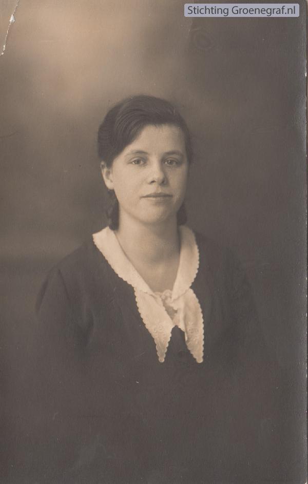 Bertha Neeltje Kersten