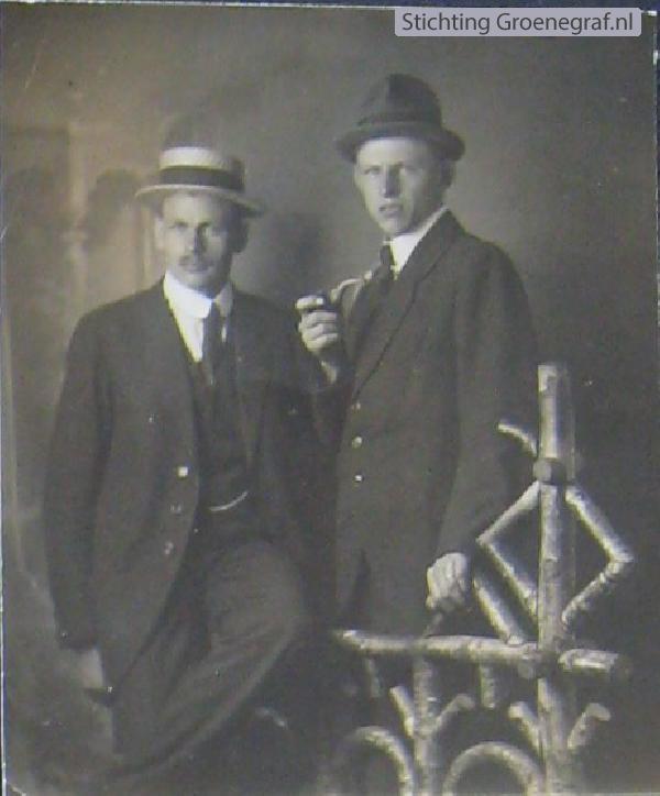 Friedrich Wilhelm Roskamp en Johannes Hornsveld