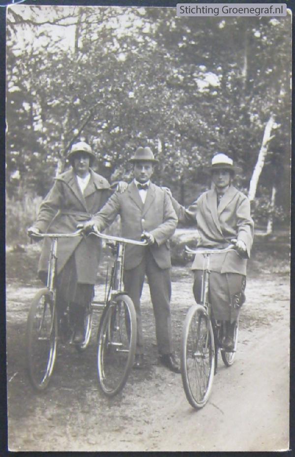 Dorathea Elisabeth Roskamp, Henderik van Lubek en Catharina Roskamp