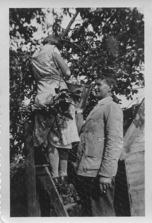 Aartje Hornsveld en Hermanus van den Broek