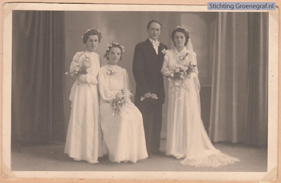 Johan Egbertus Smeekes en Hendrika Josephina Vermeij