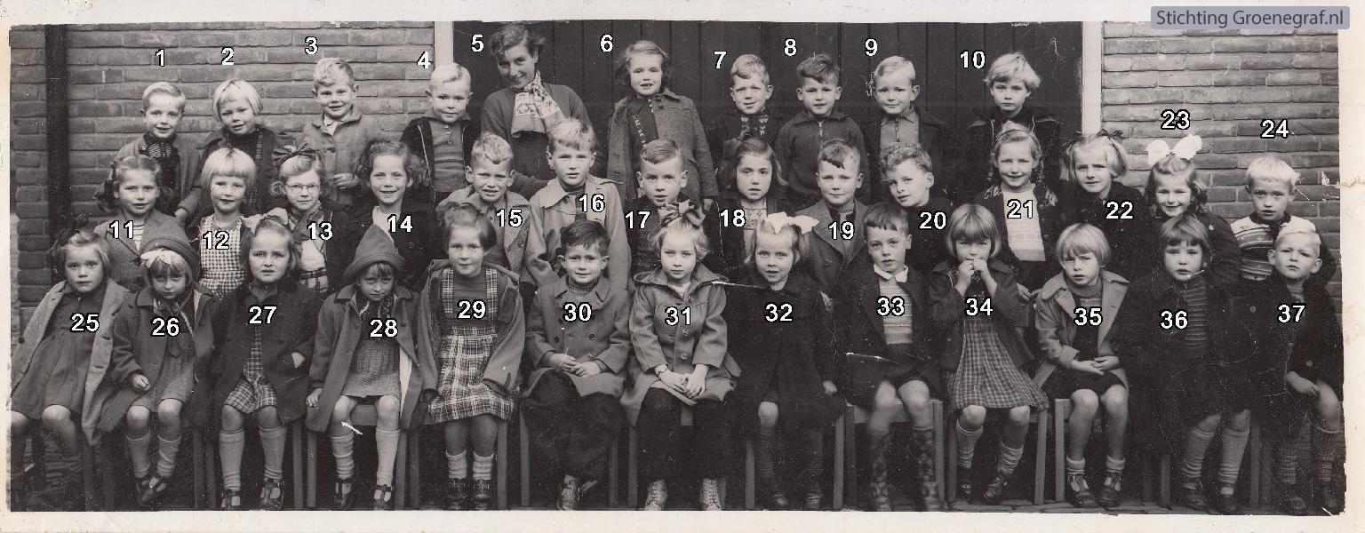 Kleuterschool op de Oosterhei