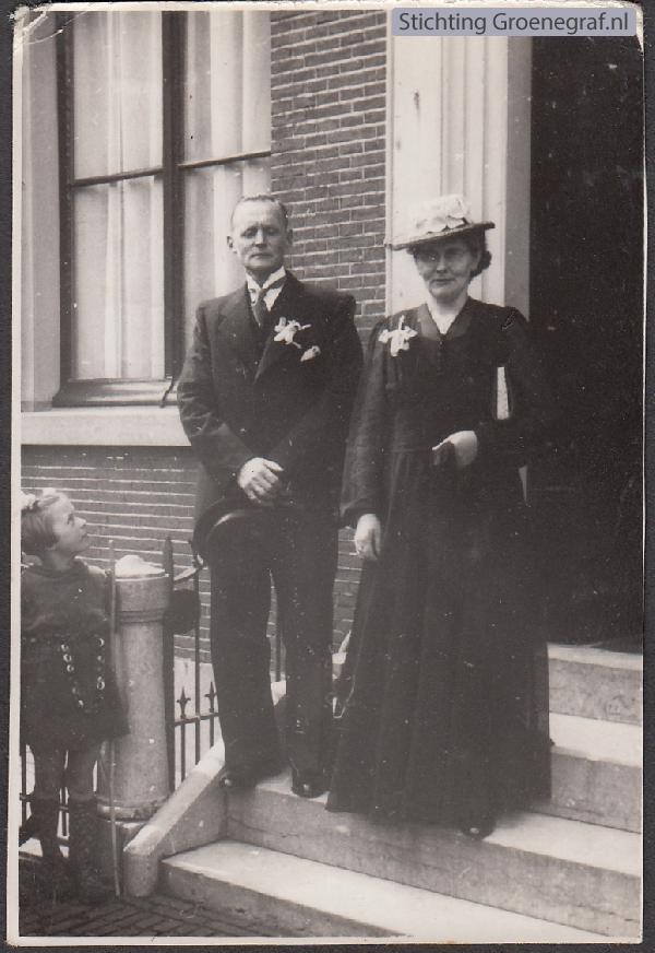 Antonius Smink en Antje Hool