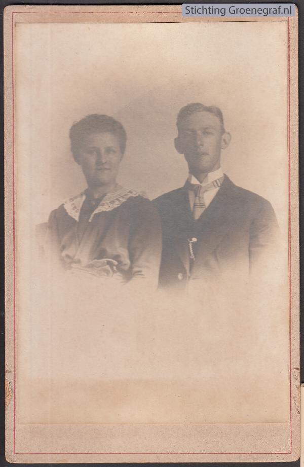 Cecilia Hool en Wilhelmus Timotheus Daselaar