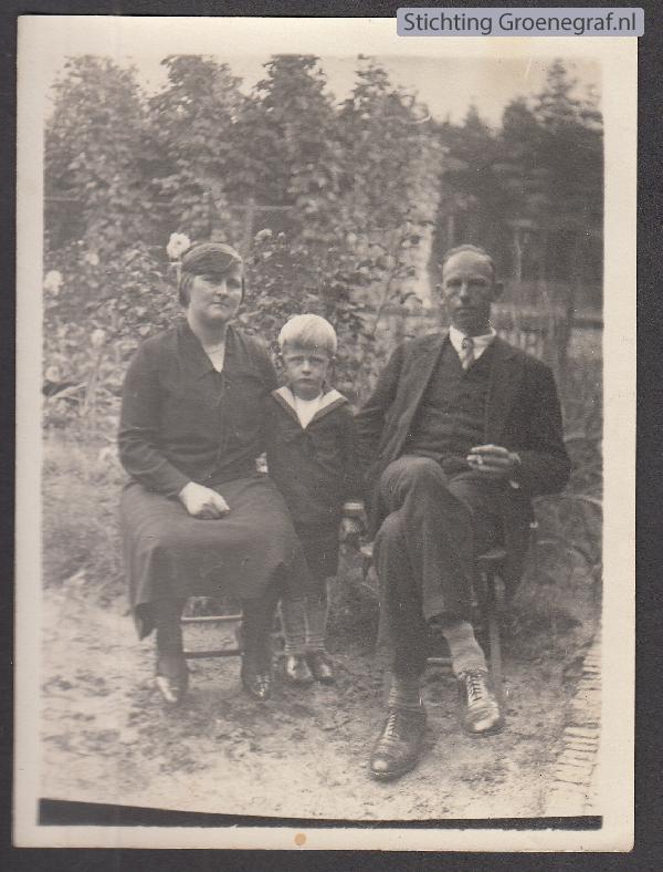 Cecilia Hool, Timotheus Cornelis Daselaar en Wilhelmus Timotheus Daselaar