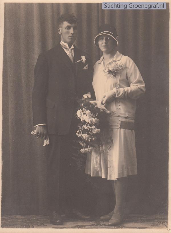 Johannes Kunneman en Christina Wilhelmina Daselaar
