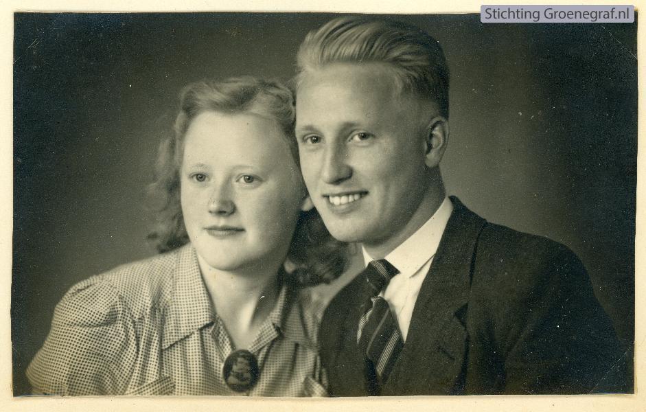 Hendrika Gijsberta Schothorst en Theodorus Alexander Werkhoven