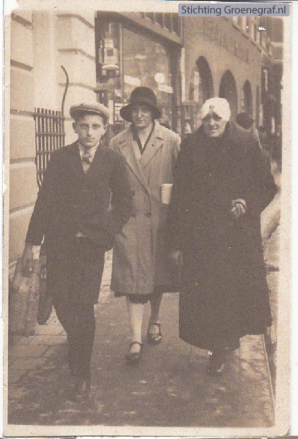 Jacob van der Vliet, Gerdina Antoinette van der Vliet en Jannetje Kuus