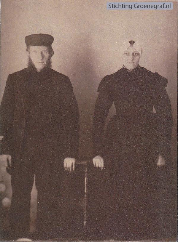 Jacob van der Vliet en Jannetje Kuus