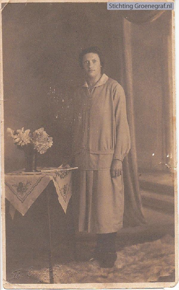 Gerdina Antoinetta van der Vliet
