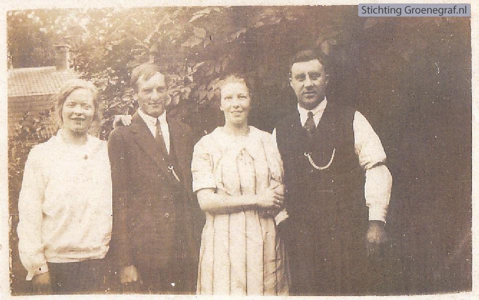 Frederika Wittenberg, Jan van der Vliet, Barta Kuus, Hendrik Arnold Diefenbach