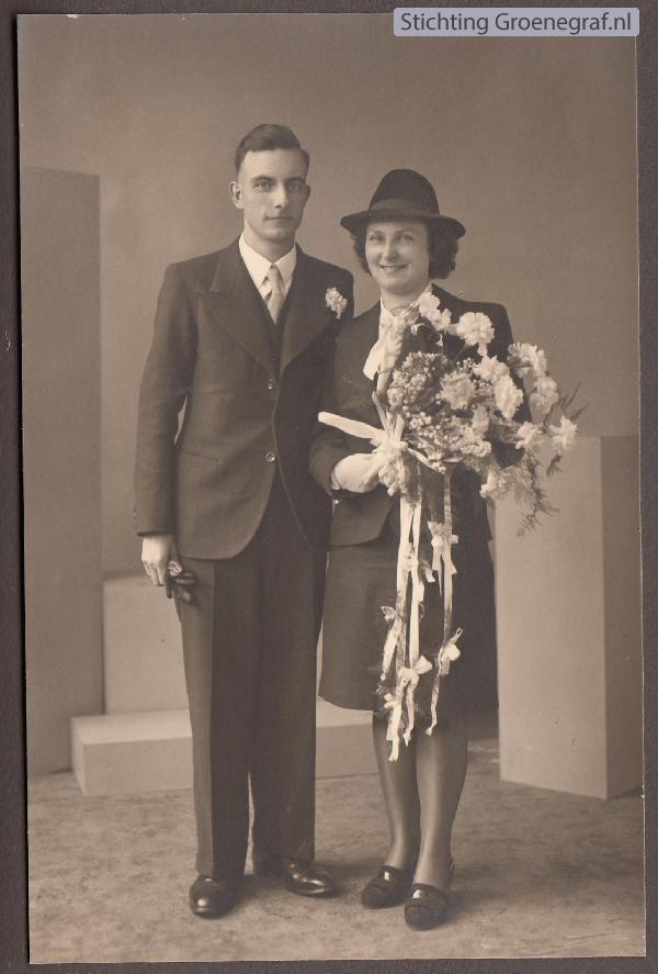 Albert Camilius de Meerleire en Hendrika van der List