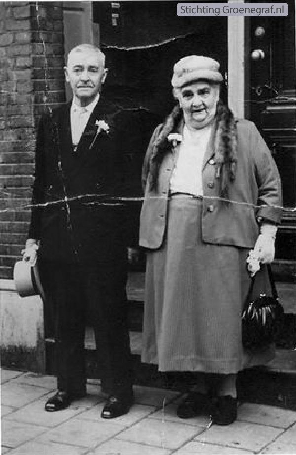 Hendrik Berlips en Peternella Drullmann