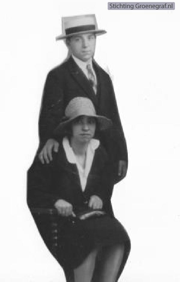 Arie Johannes Cornelis Gaarenstroom en Johanna Maria Petronella Berlips