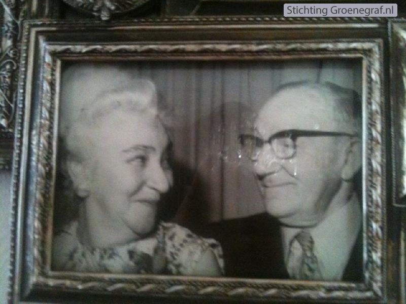 Johanna Maria Petronella Berlips en Arie Johannes Cornelis Gaarenstroom