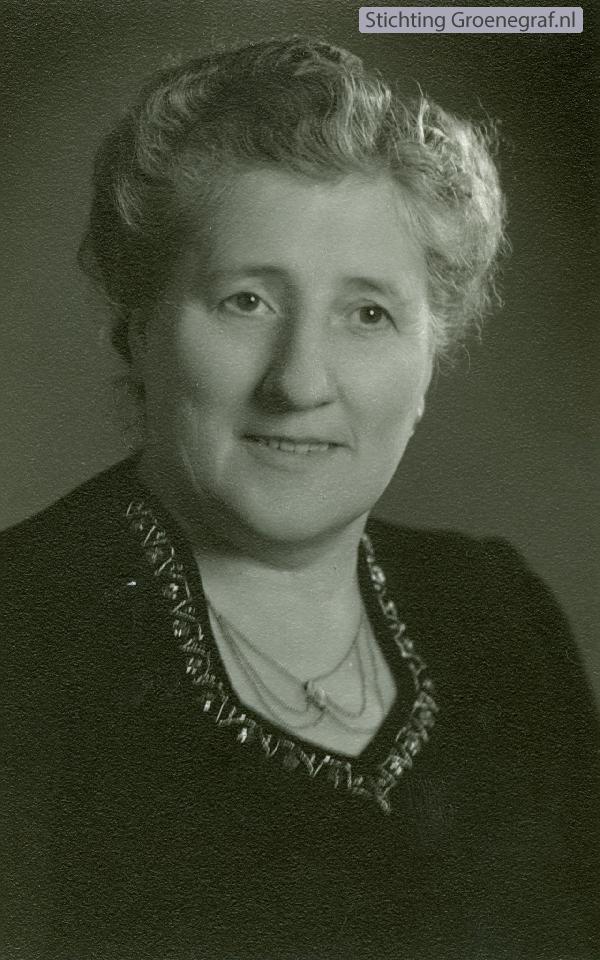 Sara Johanna Geeverding