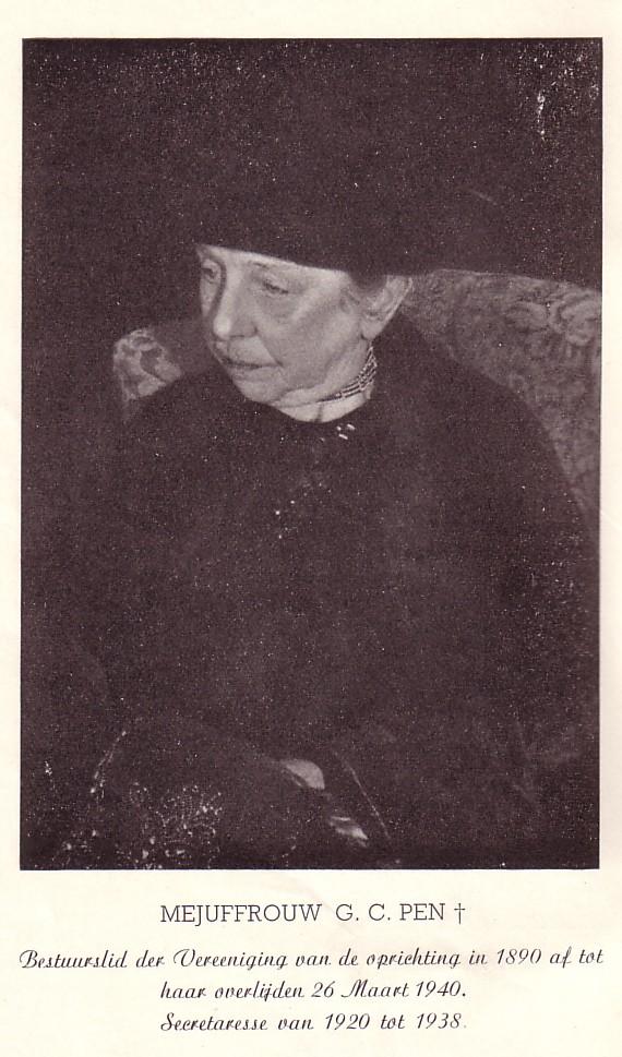 Geertruida Cornelia Pen