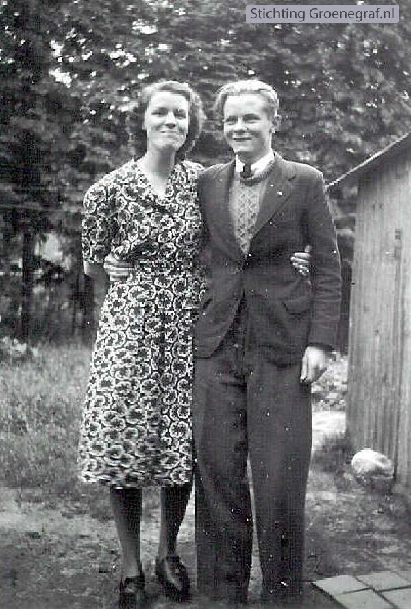 Margaretha van der Flier en Samuel van der Flier