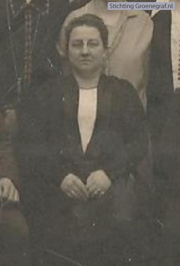 Elisabeth Gerarde Wilhelmine van Eijken
